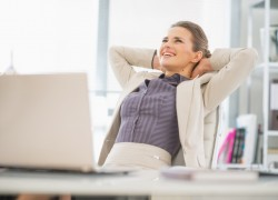 5 Ways to Stay Healthy When You're at Work