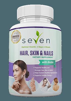 Hair, Skin & Nails Formula