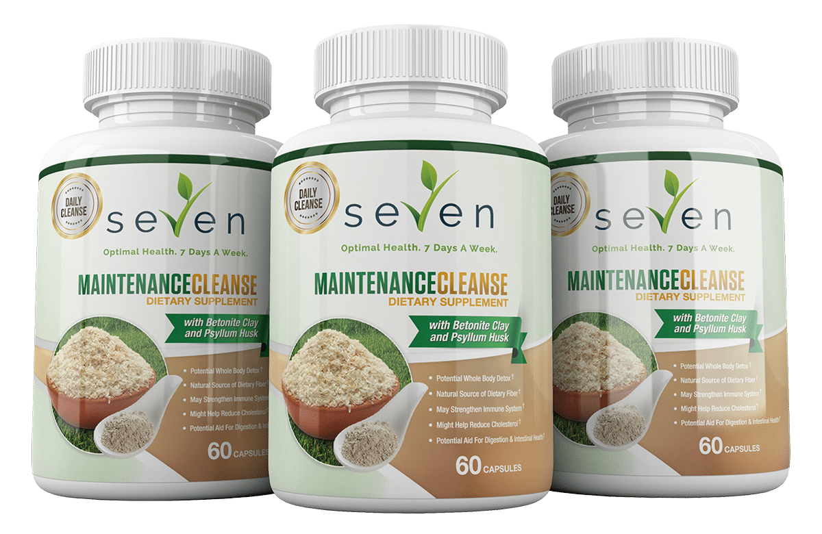Try our Advanced Super Cleanse Formula