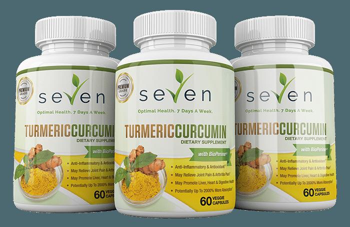 Premium Grade Turmeric Curcumin