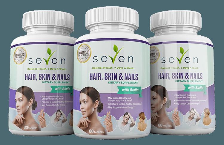Advanced Hair, Skin, and Nails Formula