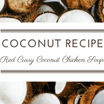 Recipe: Red Curry Coconut Chicken Soup