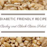 Recipe: Barley and Black Bean Salad