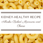 Recipe: Alaska Baked Macaroni and Cheese