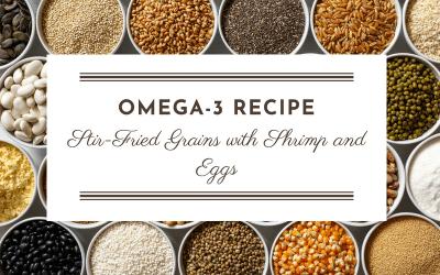 Recipe: Stir-Fried Grains with Shrimp and Eggs