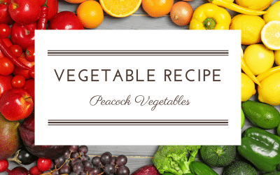 Recipe: Peacock Vegetables