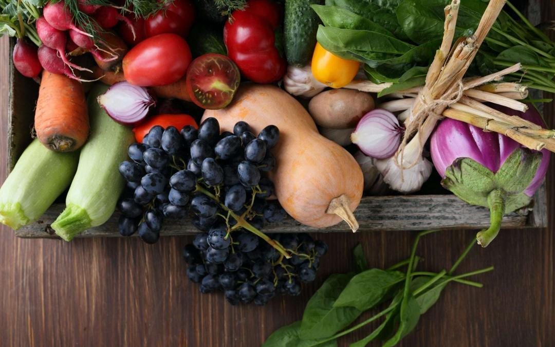Can Fruits and Vegetables Boost Psychological Well-Being?